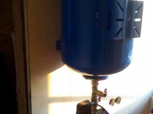 Установка кессона Подключение скважины к дому